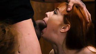 Mistress uses slave Sexy youthfull girls, Alexa Heavenly body and
